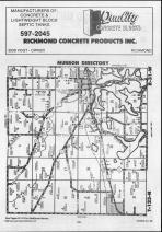 Map Image 038, Stearns County 1990